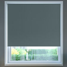 Thermal Blackout Roller Blinds Window Blind Made To Measure Up to 240 x 240cm
