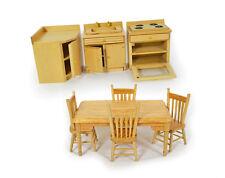 Arredamento da cucina per case di bambole e miniature Scala 1:12