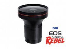 X21 VIVITAR 77MM FISHEYE LENS FOR Canon  EF 100-400mm f/4.5-5.6L IS II USM Lens