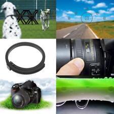 5D2 7D Adjustable Follow Focus Zoom Len Gear Ring Belt for DSLR Camcorder Camera