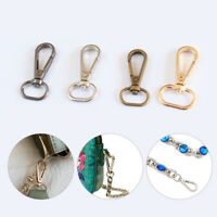 10 X Lobster Claw Clasps Metal Durable Swivel Lanyards Trigger Snap Hooks Buckle