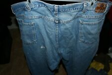 """Men's Red Kap Blue Jeans Lot of Four - 4 Pairs of Red Kay Jeans Size 46"""" x 37"""""""