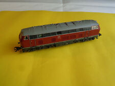 Märklin H0 (29845) Diesellok BR V 160 029 DB rot, digital Sound