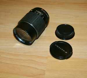 SMC Pentax Asahi Opt. Co. 1:2,5 / 135mm  !!!