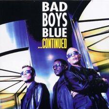Bad Boys Blue | CD | ..continued (1999)