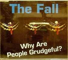 THE FALL 'WHY ARE PEOPLE GRUDGEFUL?' 4-TRACK CD SINGLE