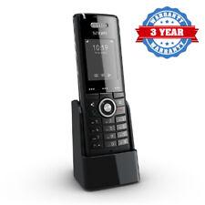 Snom M65-1 Wideband Speakerphone w/ Backlit Lcd Display