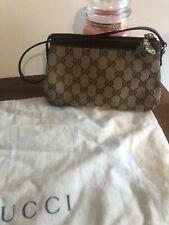 Authentic Gucci Monogram Pochett / Handbag