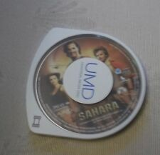 Sahara UMD for PSP (Disk Only) *Pre-Owned* *Free Shipping*