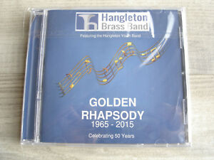 BRASS private CD self released LOCAL BRITISH UK BAND brighton SUSSEX youth *NEW*