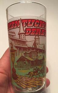 Official 1978 Kentucky Derby Churchill Downs Glass Mint Julep