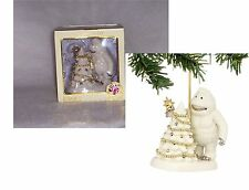 BUMBLE RUDOLPH THE RED NOSED REINDEER ORNAMENT~DEPT 56~TV 50 YEAR ANNIVERSARY