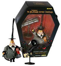 "Disney NBX Nightmare Xmas Movie THE MAYOR 9"" scale Collectors doll figure"