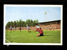 Hamburger SV 1 FC Köln Bergmann Sammelbild 1966-67 Nr. 33 + A 156480