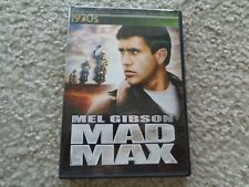 Mel Gibson Mad Max DVD Movies