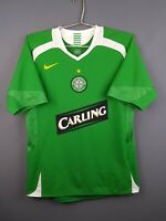 4.4/5 Celtic jersey small 2005 2006 away shirt soccer football Nike ig93