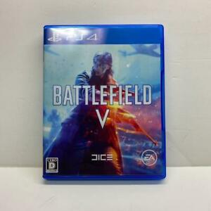 PS4 Battlefield V 4938833022950 Japanese ver from Japan