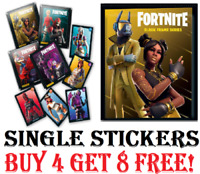 Panini FORTNITE 2 Black Frame Series ☆ SINGLE STICKERS ☆  #1-250  (2020)