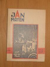 JAN MAYEN - NR 84 - VORKRIEG - TOP ZUSTAND
