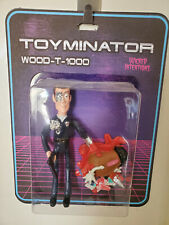 SDCC 2019 Toyminator Wood-T-1000 7/30 Toy Story New
