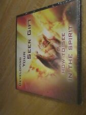 CD AUDIO DEVELOPING YOUR SEER GIFT HOW TO SEE IN THE SPIRIT NEW SEALED