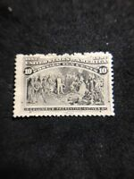 us stamps Scott 237 MH NG Lot 3-2
