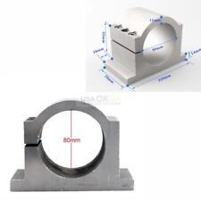 80mm Spindle Motor Bracket for CNC Engraving Milling Machine