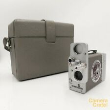 Bell & Howell Model 603T Autoload 16mm Cine Film Camera & Case - Working S8-2678