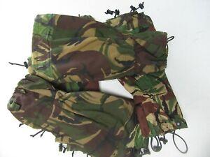 UK MOD DPM Wet Weather Goretex Gaiters / Anklets. x 4 pairs job lot clearance.
