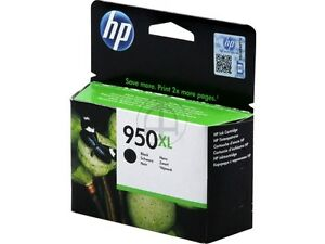 ORIGINAL OVP HP 950 XL CN045AE HP OJ PRO8100 INK BLK No.950XL Kap.:2300pages