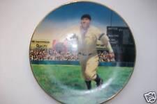 1993 Tris Speaker Delphi Bradford Exchange Plate
