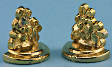 Dollhouse Miniatures 1:12 Scale Book Ends Item #IM65083