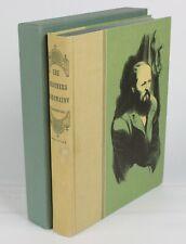 Fyodor Dostoevsky The Brothers Karamazov Heritage Press Slipcase VTG Illustrated