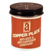 COPPER PLATE - Anti-Seize & Anti Corrosion Compound - Non Melting Carrier, 2 oz
