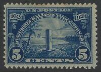US Stamps - Scott # 616 - Mint Hinged - MH                               (H-469)