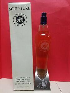 1 Nikos Sculpture 3.4oz  Women's Perfume. Vintage tester
