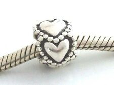 Authentic Pandora Everlasting Love Sterling Silver Bead Charm 790448 New