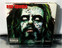 Music CD + Video DVD, 2003 Rob Zombie, Past, Present & Future
