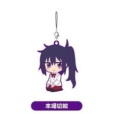 Himouto! Umaru-chan Motoba Kirie Nendoroid Plus Trading Rubber Phone Strap