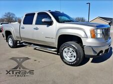 Paintable Black 07-14 Sierra 2500 3500 OE Fender Flares Smooth Bolt On No Drill