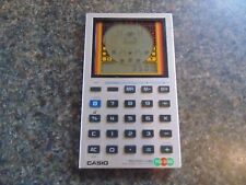 PACHINKO CASIO PG-200 VINTAGE RETRO LCD GAME & CALCULATOR RARE HANDHELD 1983