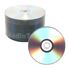 500 Silver Shiny Top 16X Blank DVD-R DVDR Disc 5*100