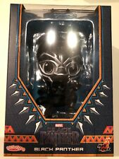 Hot Toys Black Panther Bobble Head Cosbaby BNIB Mint! COSB534 Crouching