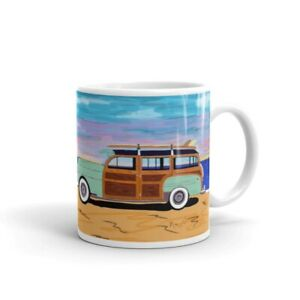 Woody Wagon colorful 11oz mug