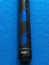 Viking Valhalla VA211 Blue Pool Cue