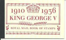 QE2 KING GEORGE V PRESTIGE BOOKLET DX50 2010