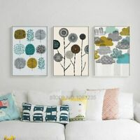 Wall Pictures Posters Prints Scandinavian Nordic Style Arts For Living Home Room