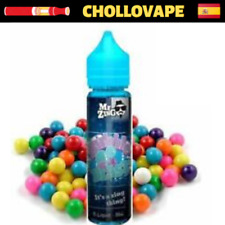 Mr Zing 50ml Bubble Blast - Eliquid Vape