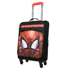 Disney Store Spiderman Rolling Luggage