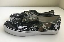 Vans Syndicate Authentic China Girl Summer Mens Sz 10 Weirdo Dave Skate NEW!!!